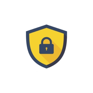 Security or protection icon.